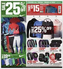 thanksgiving doorbusters 2014 u0027s sporting goods black friday ads doorbusters and deals