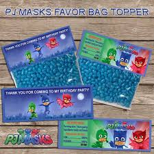 202 pj masks images birthday party ideas pj