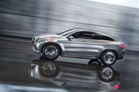 crossover mercedes mercedes concept coupe suv points to a larger crossover