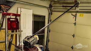 Installing Overhead Garage Door Door Garage Roller Doors Black Garage Doors Garage Door