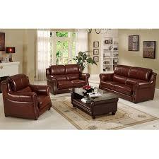Leather Sofa Wooden Frame Leather Sofa Set Foshan Suger Furniture Co Ltd