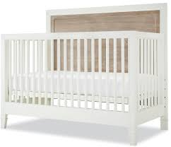 Convertible Crib Plans by Smartstuff Myroom Two Tone Convertible Crib Wayside Furniture