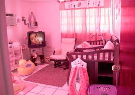 Pink Baby Bedroom Ideas Awesome Pink Baby Bedroom Ideas With Full Pink Accessories