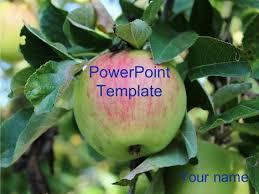 apple powerpoint template