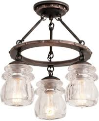 Rustic Ceiling Lights Kalco Brierfield Collection Brand Lighting Discount Lighting