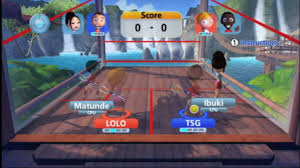 racquet sports wii multiplayer party mode youtube