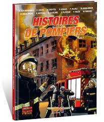 seau a champagne casque pompier bd histoires de pompiers t1