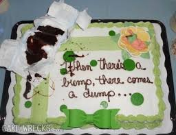 cake wrecks home 10 hilariously inappropriate baby shower cakes