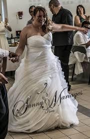 robe de mari e noir et blanc de mariee pas cher blanche et noir