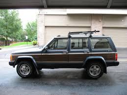 racing jeep cherokee elegant 1989 jeep cherokee wagoneer