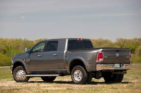 Dodge 3500 Lifted Trucks - 2013 ram 3500 hd autoblog