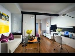 Small Studio Apartment Living Interior Design Home Decor Ideas - Small apartments design pictures