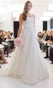 wedding dress designers list strapless sheath wedding dress