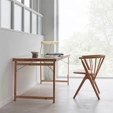 scandinavian design scandinavian design chair upholstered wool oak sibast no 8