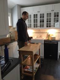 6 Kitchen Island Raised Kitchen Island Height For Tall People Tall Life