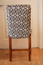 Covering Dining Room Chair Seats How To Re Cover A Dining Room Chair Hgtv Recovering Dining Room