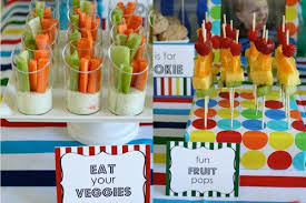 kids birthday party ideas what are kid friendly foods to serve at birthday care