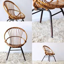 Fauteuil Enfant Osier by Fauteuil Osier Vintage 28 Images Wicker Basket Chairs Vintage
