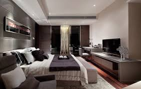bedroom comfort minimalist modern design combined with simple