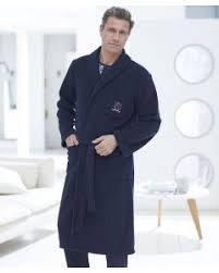 robe de chambre chaude homme robe de chambre homme peignoir homme damart