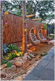 Small Backyard Ideas On A Budget by Backyards Wonderful Sloped Landscape Design Ideas Designrulz 3