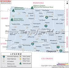 Mississippi national parks images National parks map jpg