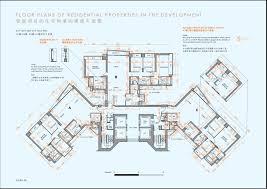 As Built Floor Plans Azura 蔚然 Azura Floor Plan New Property Gohome