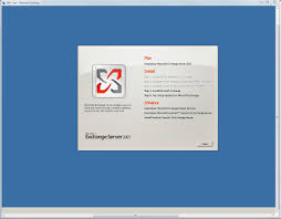 exchange 2007 prerequisites and custom server role installation