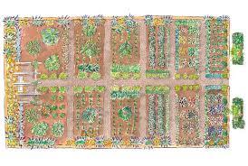 vegetable garden plans zone 6 best idea garden