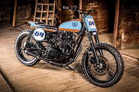 no 64 u0027 yamaha xs650 dirt tracker h garage pipeburn com
