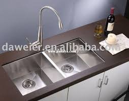Lovable Square Stainless Steel Kitchen Sink Beautiful Square - Square sinks kitchen