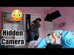 spy camera in the bedroom hidden camera in her bedroom youtube