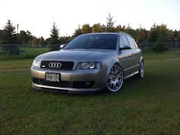 Audi A4 B6 Custom Interior Custom Rear Valence Diy
