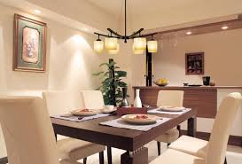 lights over dining room table home design