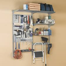 Garage Wall Organizer Grid System - 100 best garage organization system garage shelving systems