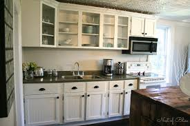 Kitchen Cabinets Redone by How To Redo Kitchen Cabinets On A Budget Remodelaholic Home