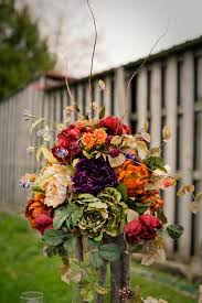 fall flower arrangements 19 gorgeous fall flower displays brit co