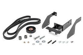 jeep wrangler york road only ak ybkjk07 york compressor bracket kit for 07 11