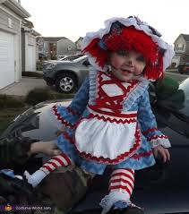 Raggedy Ann Costume Creative Raggedy Ann Costume For Babies