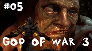 god of war 3 remaster 05 hephaistos der schmied let u0027s play ps4