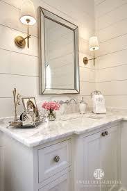 Restoration Hardware Vanity Lights Bathrooms Design Larsen Interiors Llc Restoration Hardware Baths