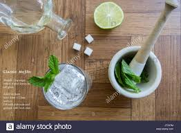 mojito cocktail bottle classic mojito recipe stock photos u0026 classic mojito recipe stock