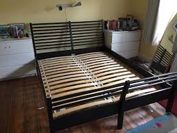 Ikea Hopen Queen Bedroom Set Bedroom Ikea Hopen Bed Instructions Dark Hardwood Wall Decor