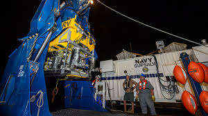 Us Flagged Merchant Ships Whoi Ship Atlantis Launches New Mission To Find Missing