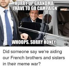 inngfipcom hurry up grandma have to gocaign whoops sorry honey