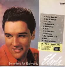 Elvis Presley Hair Color Elvis Presley Something For Everybody Records Lps Vinyl And Cds