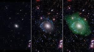 frankenstein u0027 galaxy surprises astronomers nasa