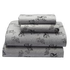 highest rated sheets shy little kitten kids sheet set the land of nod