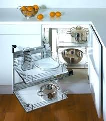Kitchen Corner Cabinet Storage Solutions Kitchen Corner Cabinet Storage Solutions Kitchen Cabinets Make Use