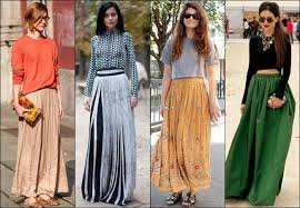 maxi skirt how to wear a maxi skirt